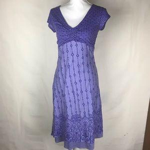 Athleta Dhara purple Dress